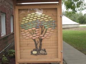 Baker Park Memorial Tree