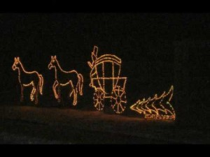 Windmont lighting horses